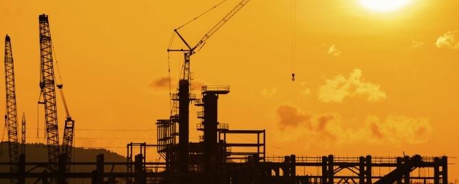 Cranes at sunset  iStock 48325098 670x270