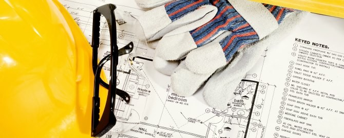 Architectural plans 670x270