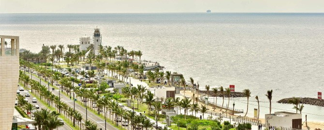 Jeddah Waterfront , Saudi Arabia