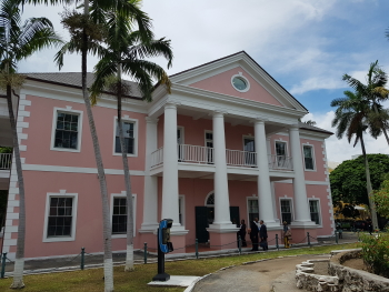 The Court Building, Nassau, Bahamas